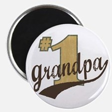 #1 Grandpa Magnet