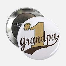 "#1 Grandpa 2.25"" Button (100 pack)"