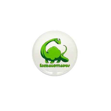 Lickalottapus Mini Button (100 pack)