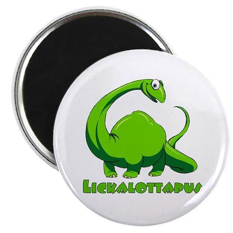 "Lickalottapus 2.25"" Magnet (100 pack)"