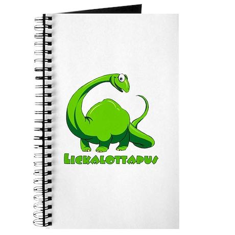 Lickalottapus Journal