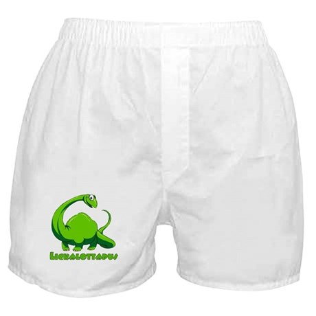 Lickalottapus Boxer Shorts