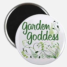 Garden Goddess Magnet