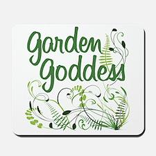 Garden Goddess Mousepad