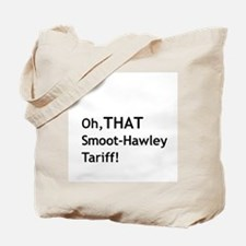 Smoot-Hawley Tote Bag