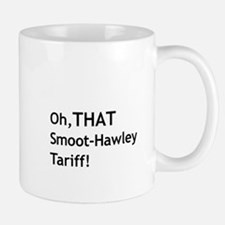 Smoot-Hawley Mug