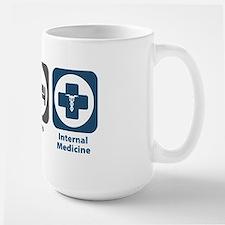 Eat Sleep Internal Medicine Mug