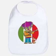 Little Mexico Bib