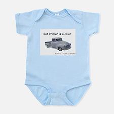 primer is a color Infant Creeper