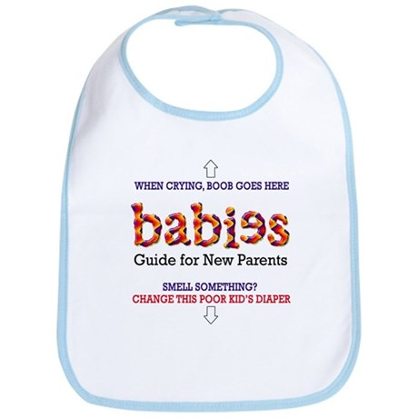 Babies Guide Bib