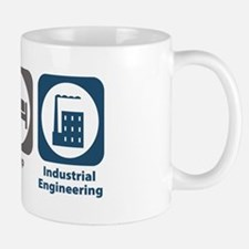 Eat Sleep Industrial Engineering Mug