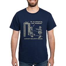 Airport Security T-Shirt