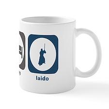 Eat Sleep Iaido Mug