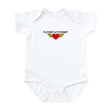Patent Attorney Infant Bodysuit