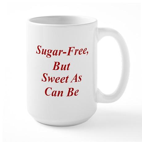 Sugar-Free Large Mug