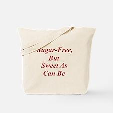Sugar-Free Tote Bag
