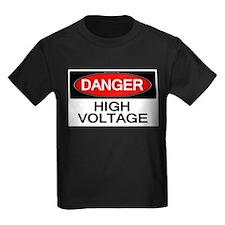 Danger! High Voltage T