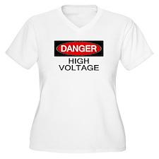 Danger! High Voltage T-Shirt