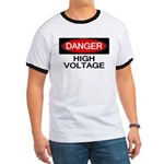 Danger! High Voltage Ringer T