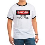 Danger! High Voltage Ringer T