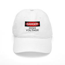 Danger! High Voltage Baseball Cap