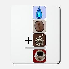 Coffee Formula Mousepad