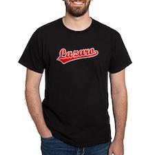 Retro Lazaro (Red) T-Shirt