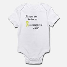 Excuse behavior.. Infant Bodysuit