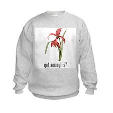 Amaryllis Sweatshirt