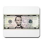 $5. a Gallon Gas Mousepad