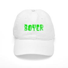 Boyer Faded (Green) Baseball Cap