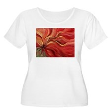 Flaming Flower T-Shirt