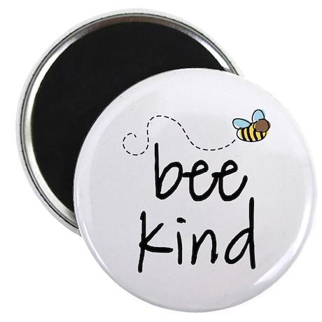 "Be Kind Garden Bee 2.25"" Magnet (10 pack)"
