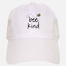 Be Kind Garden Bee Baseball Baseball Cap