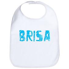 Brisa Faded (Blue) Bib