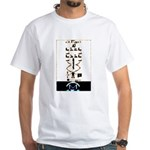 Space Missionary White T-Shirt