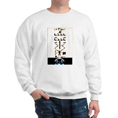 Space Missionary Sweatshirt