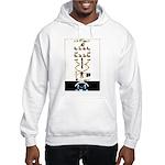 Space Missionary Hooded Sweatshirt