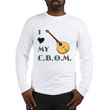 C.B.O.M. Long Sleeve T-Shirt