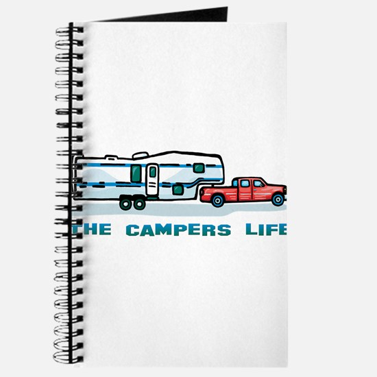 The campers life Journal