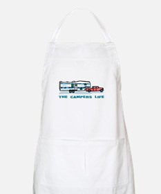 The campers life BBQ Apron