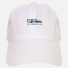 The campers life Baseball Baseball Cap