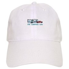 The campers life Baseball Cap