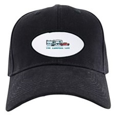The campers life Baseball Hat