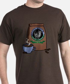 Caffeinated Kitty Blend T-Shirt