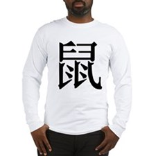 Character for Rat Long Sleeve T-Shirt