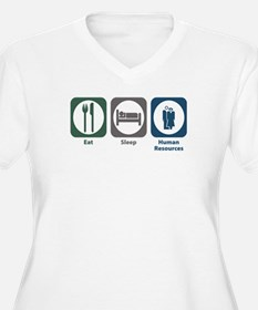 Eat Sleep Human Resources T-Shirt