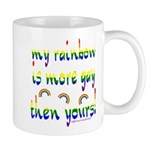 More gay rainbow Mug