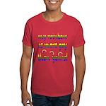 More gay rainbow Dark T-Shirt