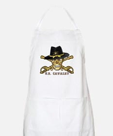 Forever Cavalry BBQ Apron